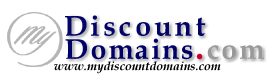 myDiscountDomains.com
